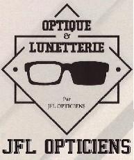 logo JFL OPTICIENS - Optique & Lunetterie